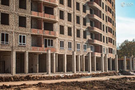 Отчет о строительстве ЖК «Фонтаны», октябрь, 2019г.