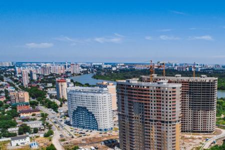 Отчет о строительстве ЖК «Фонтаны», май, 2020г.