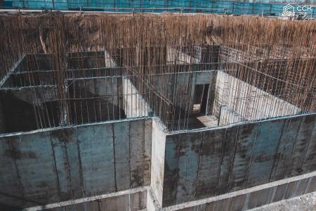 Отчет о строительстве ЖК «Открытие», февраль, 2019г.