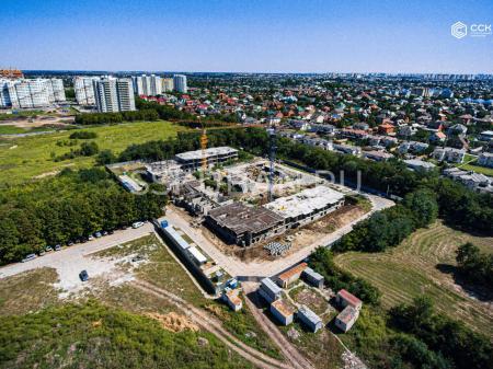 Отчет о строительстве ЖК «Открытие», август, 2019г.