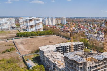 Отчет о строительстве ЖК «Открытие», апрель, 2020г.
