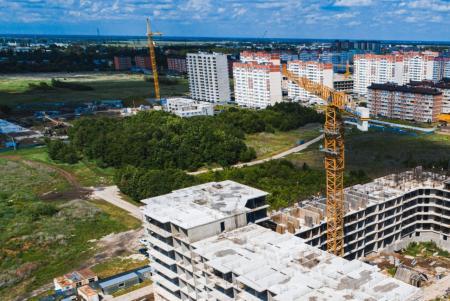 Отчет о строительстве ЖК «Открытие», май, 2020г.