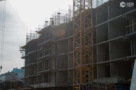 Отчет о строительстве ЖК «Лучший», январь, 2020г.