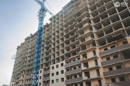 Отчет о строительстве ЖК «Лучший», март, 2020г.
