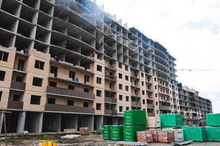 Отчет о строительстве ЖК «Лучший», май, 2020г.