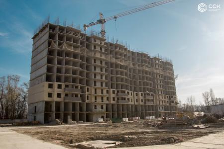 Отчет о строительстве ЖК «Поколение», ноябрь, 2019г.