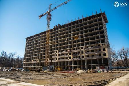 Отчет о строительстве ЖК «Поколение», февраль, 2020г.