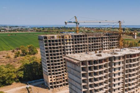 Отчет о строительстве ЖК «Поколение», апрель, 2020г.