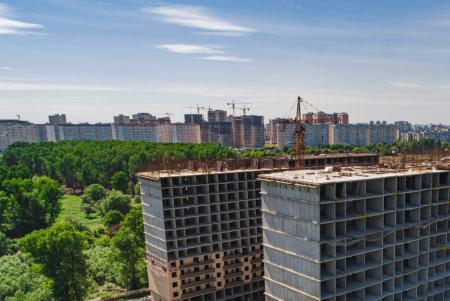 Отчет о строительстве ЖК «Поколение», май, 2020г.