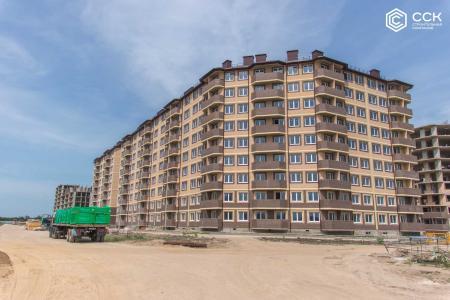 Отчет о строительстве ЖК «Дыхание», июнь, 2019г.