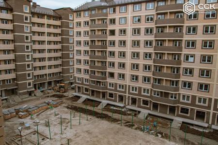 Отчет о строительстве ЖК «Дыхание», февраль, 2020г.