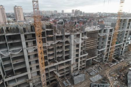 Отчет о строительстве ЖК «Сердце», февраль, 2019г.