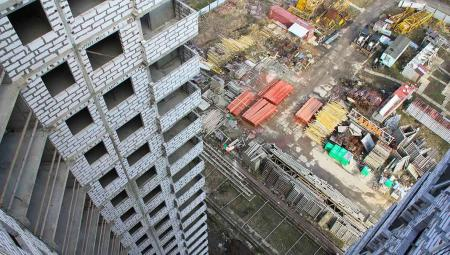 Отчет о строительстве ЖК «Олимп», январь, 2020г.