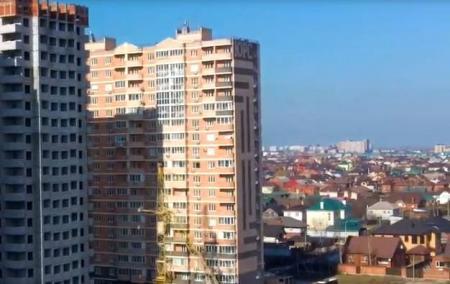 Отчет о строительстве ЖК «Олимп», февраль, 2020г.