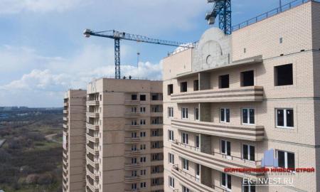Отчет о строительстве ЖК «Цветы», март, 2019г.