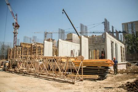 Отчет о строительстве ЖК «Свобода», август, 2018г.