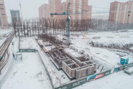 Отчет о строительстве ЖК «Свобода», декабрь, 2018г.
