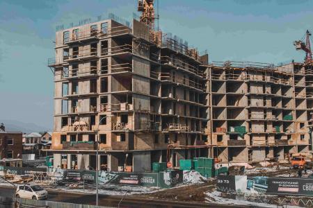 Отчет о строительстве ЖК «Свобода», январь, 2019г.
