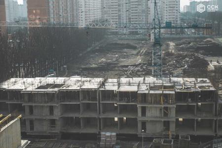 Отчет о строительстве ЖК «Свобода», февраль, 2019г.
