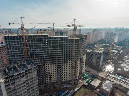 Отчет о строительстве ЖК «Свобода», январь, 2020г.