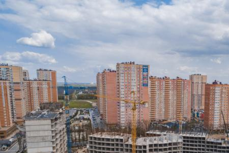 Отчет о строительстве ЖК «Свобода», апрель, 2020г.