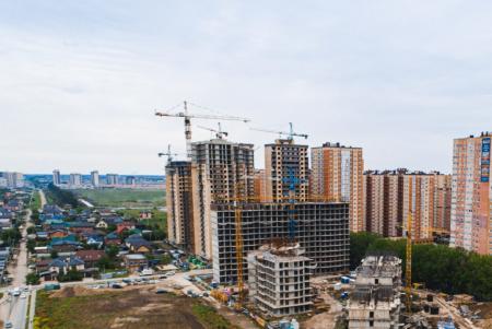 Отчет о строительстве ЖК «Свобода», май, 2020г.