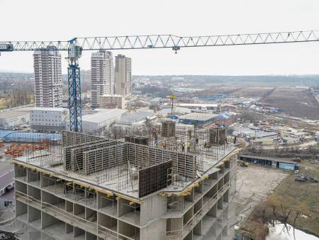 Отчет о строительстве ЖК «Сказка Град», январь, 2020г.