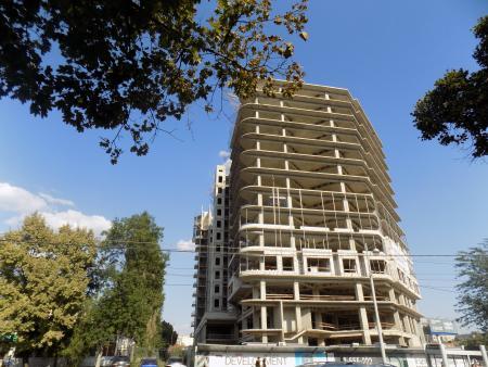 Отчет о строительстве ЖК «Development Plaza», сентябрь, 2019г.