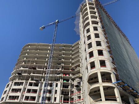 Отчет о строительстве ЖК «Development Plaza», ноябрь, 2019г.