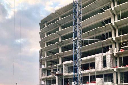 Отчет о строительстве ЖК «Development Plaza», декабрь, 2019г.