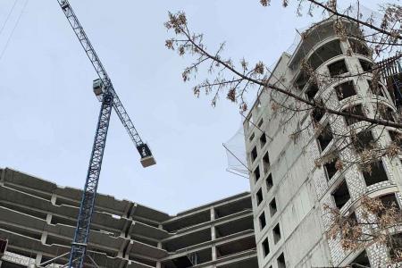 Отчет о строительстве ЖК «Development Plaza», январь, 2020г.