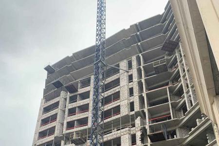 Отчет о строительстве ЖК «Development Plaza», февраль, 2020г.