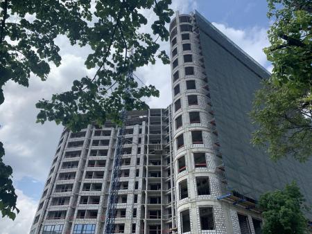 Отчет о строительстве ЖК «Development Plaza», май, 2020г.