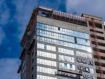 Отчет о строительстве ЖК «Тургенев», март, 2019г.