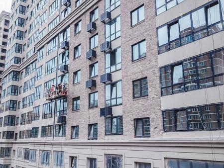 Отчет о строительстве ЖК «Тургенев», сентябрь, 2019г.