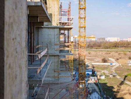 Отчет о строительстве ЖК «Стрижи», март, 2019г.