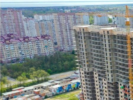 Отчет о строительстве ЖК «Стрижи», май, 2020.г.