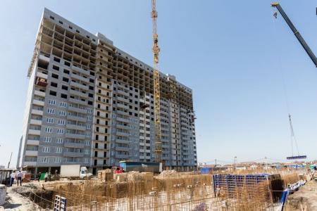 Отчет о строительстве ЖК «Выше», июль, 2018г.