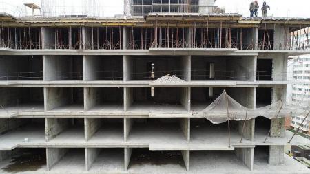 Отчет о строительстве ЖК «7 Вершин», февраль, 2019г.