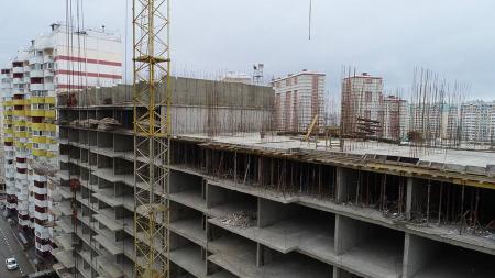 Отчет о строительстве ЖК «7 Вершин», июль, 2019г.