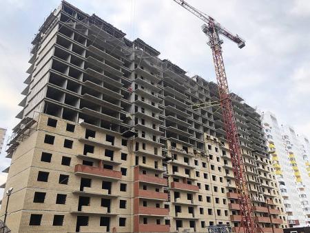 Отчет о строительстве ЖК «7 Вершин», ноябрь, 2019г.