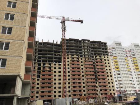 Отчет о строительстве ЖК «7 Вершин», март, 2020г.