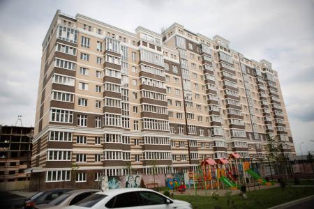 Отчет о строительстве Neo квартал «Красная площадь», июль, 2019г.