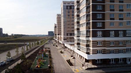 Отчет о строительстве Neo квартал «Красная площадь», сентябрь, 2019г.