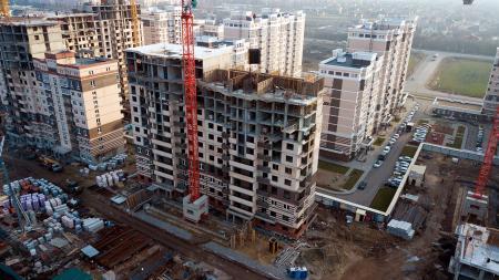 Отчет о строительстве Neo квартал «Красная площадь», январь, 2020г.