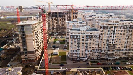 Отчет о строительстве Neo квартал «Красная площадь», февраль, 2020г.
