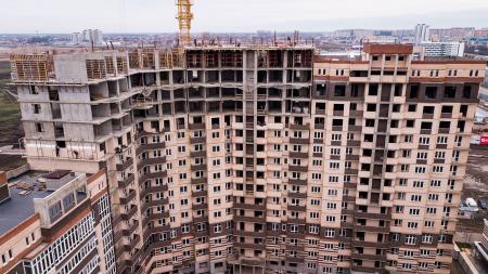 Отчет о строительстве Neo квартал «Красная площадь», март, 2020г.