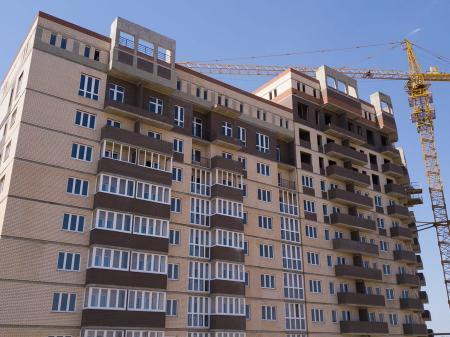 Отчет о строительстве Neo квартал «Красная площадь», апрель, 2020г.