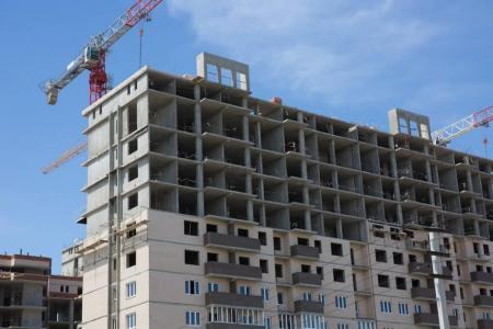 Отчет о строительстве Neo квартал «Красная площадь», май, 2018г.
