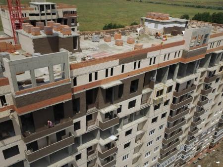 Отчет о строительстве Neo квартал «Красная площадь», июнь, 2018г.